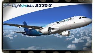 FSLabs Airbus A320   Full Flight Tutorial   KPHX to KSAN
