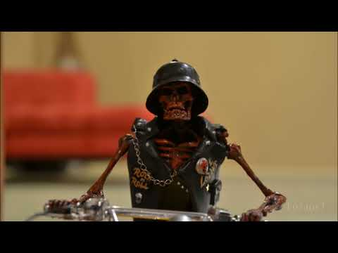 SCARBU STOP MOTION Action Video