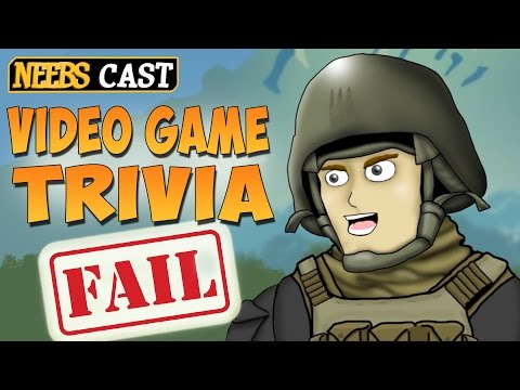 BFFs Video Game Trivia Fail & MORE!!! (Short Version) Neebs Cast