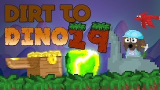 ACID and NEW STORAGE!! | Growtopia | Dirt to Dino #19