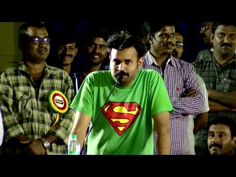 It Is My Dream to Release My Movie on Actor AjithKumar's Birthday – Venkat Prabhu &Premgi Amaren