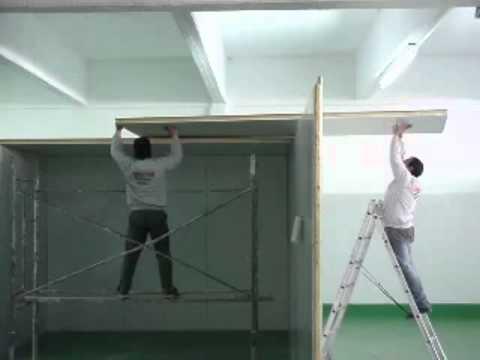 Fabrica de paneles para camaras frigorificas