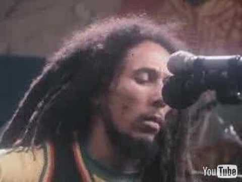 Bob Marley Redemption Song- Live