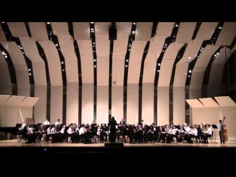 NASSAU SUFFOLK HONOR BAND @ CW POST TILLES CENTER 4/21/13 THE LOST LADY FOUND