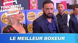 TPMP face au boxeur Cédric Vitu : qui frappera le plus fort ?