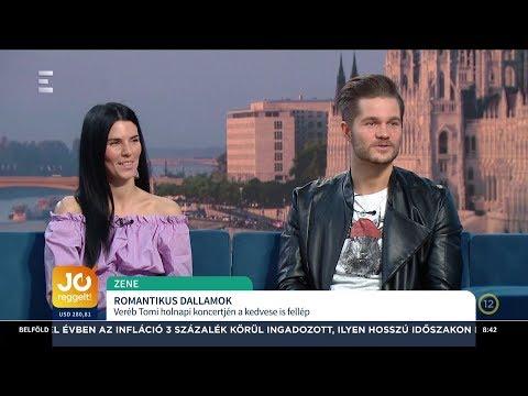 Romantikus dallamok - Veréb Tamás, Klajkó Szandra- ECHO TV