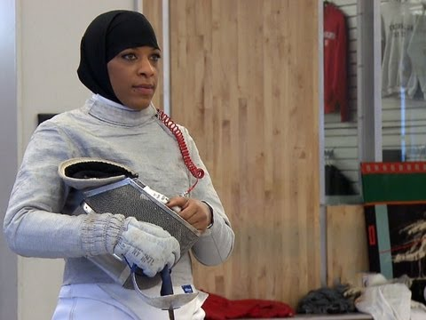 bilal tube - U.S. Muslim athlete aims to make Olympic history