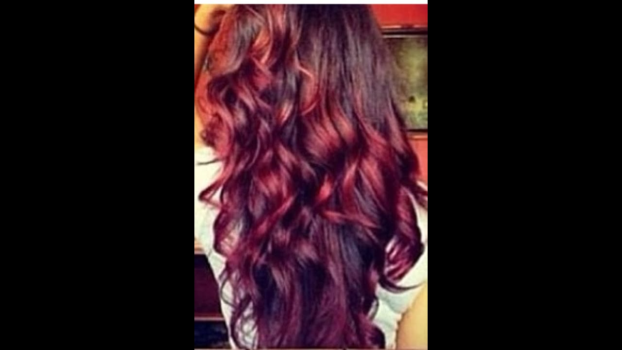 Diy Red Ombre Hair Tutorial Blonde To Red Ombre Youtube