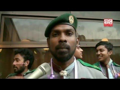 Lankan Scouts climb Mt. Everest