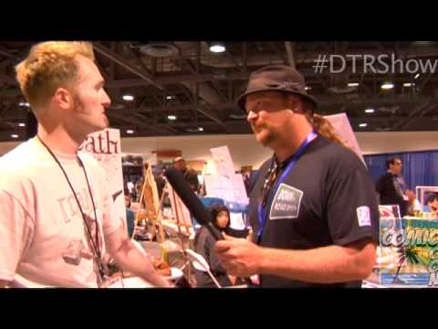 Interview with Down the Road Show - Long Beach Comic Con 2011