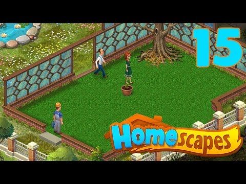 HOMESCAPES STORY WALKTHROUGH - PART 15 GAMEPLAY - ( iOS   Android )