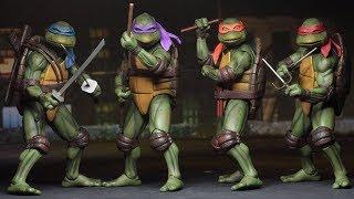 Teenage Mutant Ninja Turtles Half Shell Heroes TMNT Cartoons For Kids