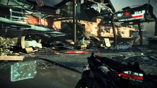 Crysis 2 Multiplayer - Gameplay Español