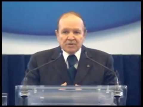Abdelaziz Bouteflika Meeting Populaire dans la Wilaya de BATNA