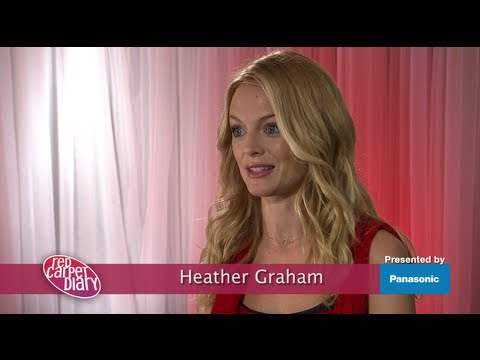 Heather Graham of 'The Flying Machine' at the TIFF 2011