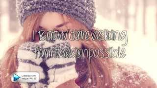 Ariana Grande - Snow In California [Lyric HD]