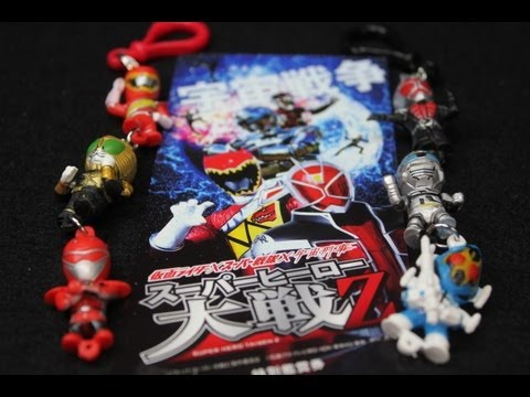 Super Hero Taisen Z Advance Sale Privilege