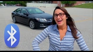 HOW TO SET UP BLUETOOTH | 2013-2014 Honda ACCORD