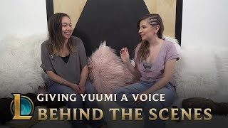 Behind the Scenes | Giving Yuumi a Voice