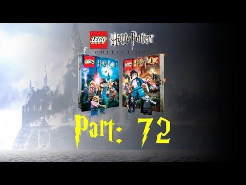 Let's Play Lego Harry Potter Jahre 1-4 [100%] #072 Hagrids Garten und Uhrenturm 100%
