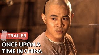 Once Upon a Time in China 1991 Trailer | Jet Li