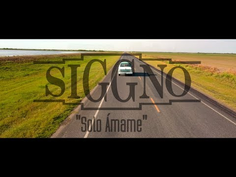 Siggno - Solo Ámame (Video Oficial)