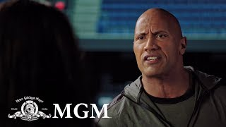 FIGHTING WITH MY FAMILY | The Rock Gives Some Serious Advice | MGM