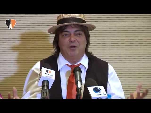 Antonio Canales ofrecerá su única presentación en el Centro Cultural Chacao