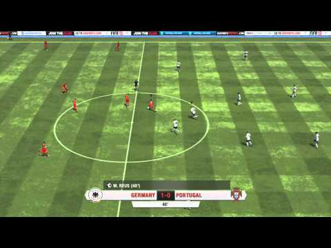 FIFA 13 Exclusive Germany vs. Portugal [HD]