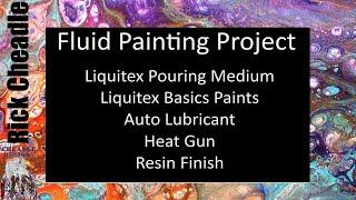 Liquitex Basics. Liquitex Pouring Medium. Auto Lubricant. Resin Finish.Fluid painting