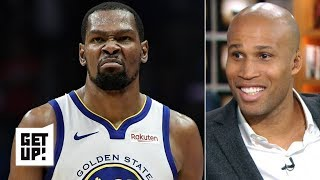Kevin Durant is 'the most unguardable' player in NBA history - Richard Jefferson | Get Up!