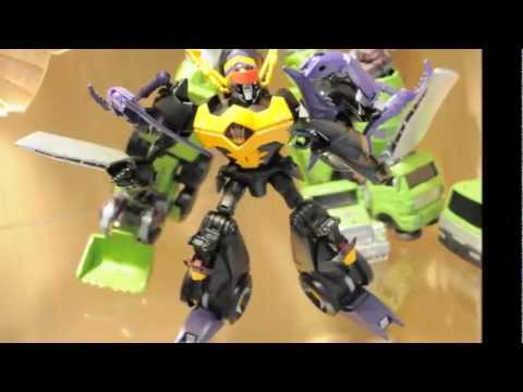 Insecticons Transformers Prime ▶ Transformers Prime Custom