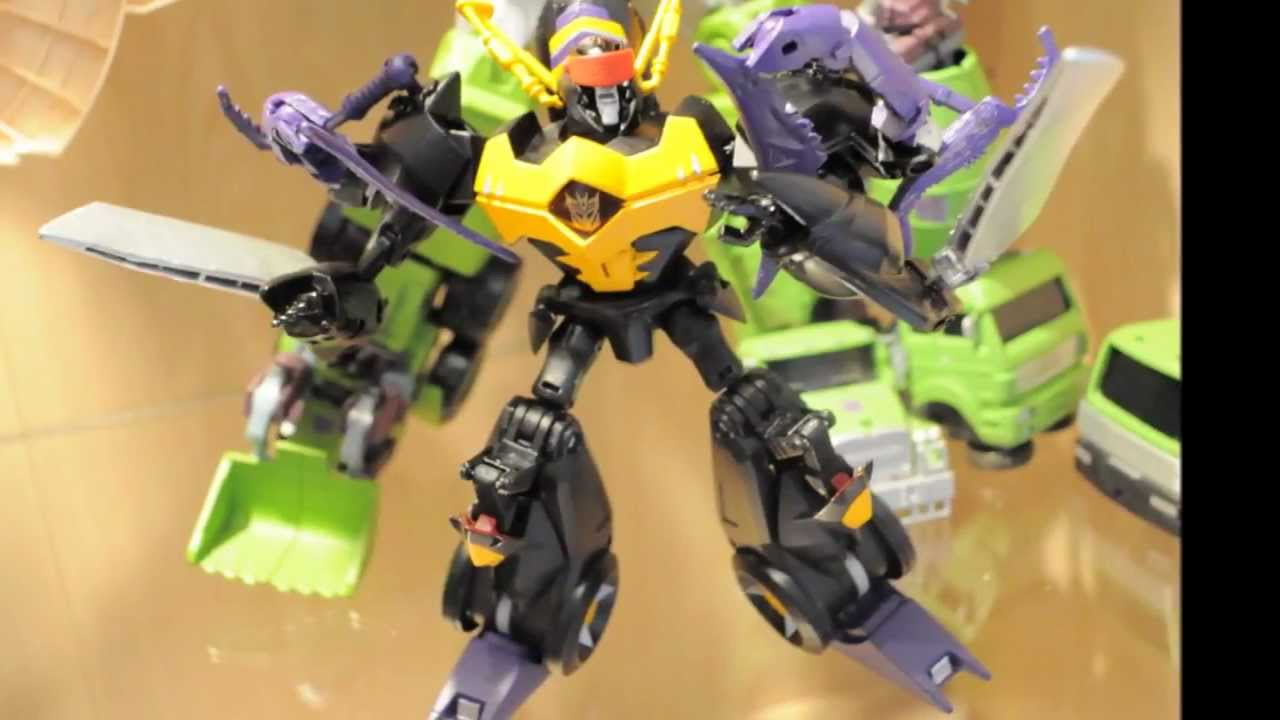 Insecticons Transformers Prime Prime Custom Insecticon