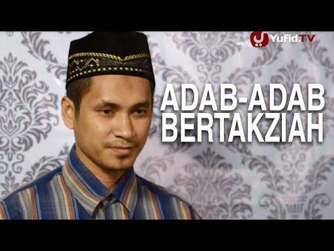 Serial Fikih Islam (48): Adab-Adab Bertakziah - Ustadz Abduh Tuasikal