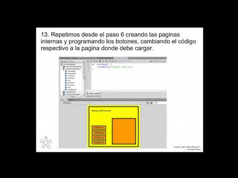 Tutorial 01 Flash CS4 Diseño Web Navegación