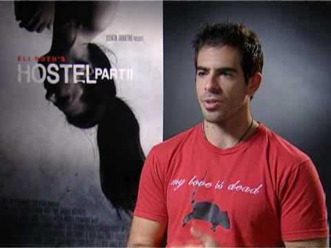Eli Roth on Hostel: Part II