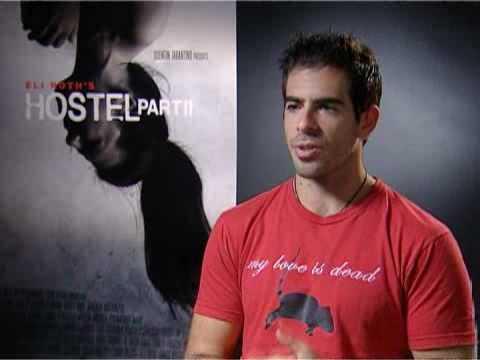Eli Roth on Hostel: Part II