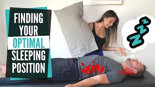 Finding Your Optimal Sleeping Position