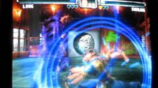 Bloody Roar Primal Fury-Long vs Shenlong