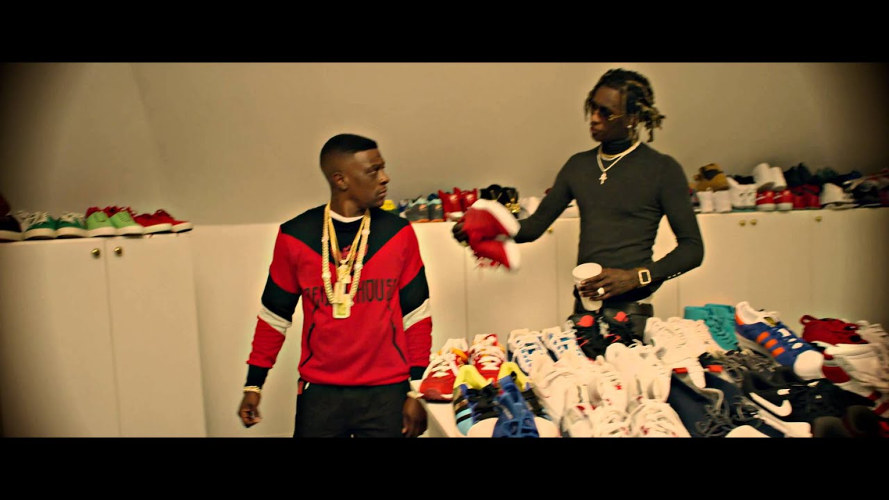"""Young Thug """"F Cancer"""" feat Quavo"""