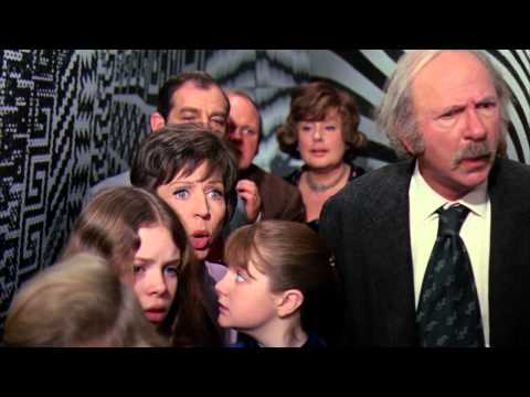You've Got To Go Forwards To Go Back....(WIlly Wonka And The Chocolate Factory 1971)
