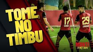 🐭 'Tome no Timbu': Náutico apanha do Sport em casa