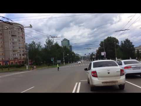Кортеж выехал за Путиным в аэропорт. Киров