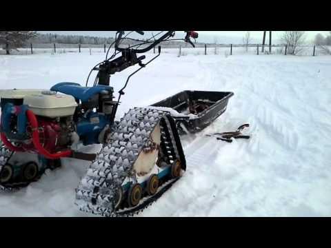 иотокультиватор для передлки мотоцикла в снегоход области коммерции