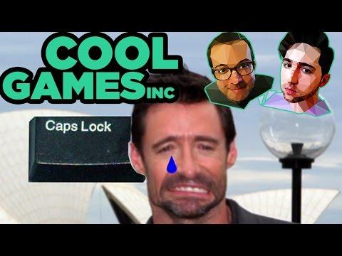 "Griffin and Nick Create ""Hugh Jackman's Huge Actin'"" (with Simone de Rochefort) — CoolGames Inc"