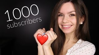 ASMR - 🎉 1000 Subs 🎉 1 Hour of Assorted Triggers!