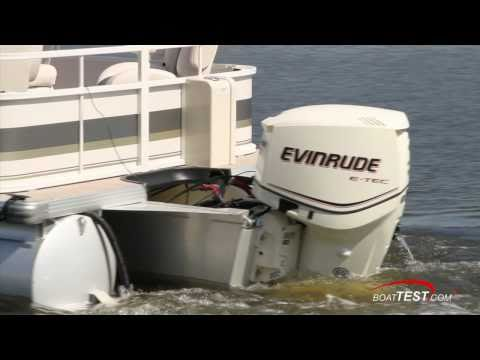 Evinrude E-TEC 150 H.O. Engine 2011 Test/ Reviews - By BoatTest.com