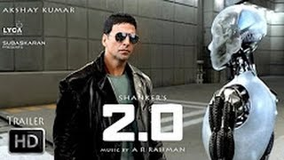 Robot 2.0 Trailer 2017 Rajinikanth  Akshay Kumar Amy Jackson - hollywood movie Release in US USA uk