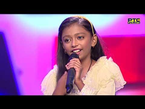 GURNOOR Singing PAANI DIYAN CHALLAN by Feroz Khan | Voice of Punjab Chhota Champ 3 | PTC Punjabi