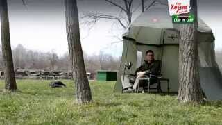 Видеообзор рыболовного зонта Carp Zoom Umbrella Shelter
